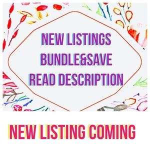 Other - 🎊NEW LISTING COMING, THOUGHTS🎊 @brookestanley45